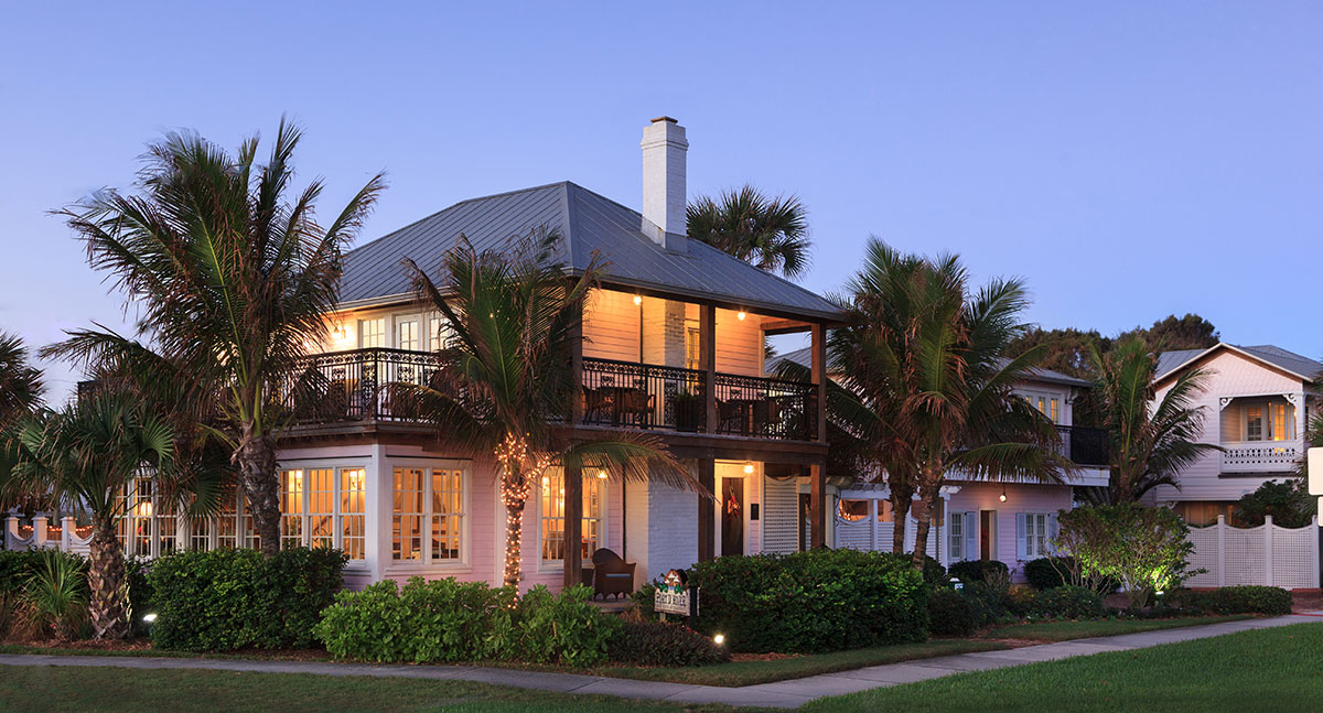 Beachfront Florida B&B