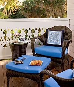 Melbourne Beach Florida Hotels - Patio