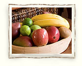 Bed and Breakfast near Cocoa Beach FL - Fresh Fruit Add On