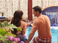 Florida Honeymoon Package - Couple at the Pool