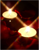 romantic florida getaway candle