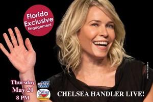 Chelsea Handler Live Show