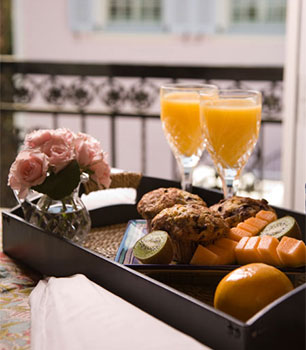 Melbourne Beach, FL Hotel Breakfast for Business Travelers