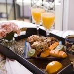 Port d'Hiver B&B breakfast