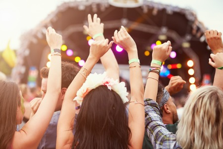 spring attractions in Melbourne Beach – outdoor concerts