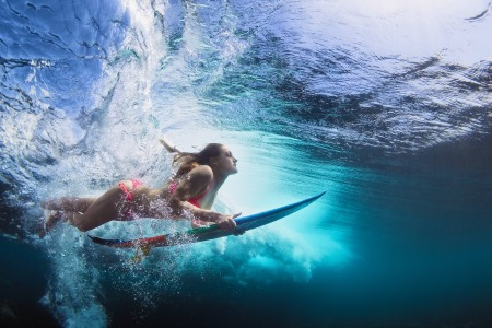 spring attractions in Melbourne Beach – surfing competitions