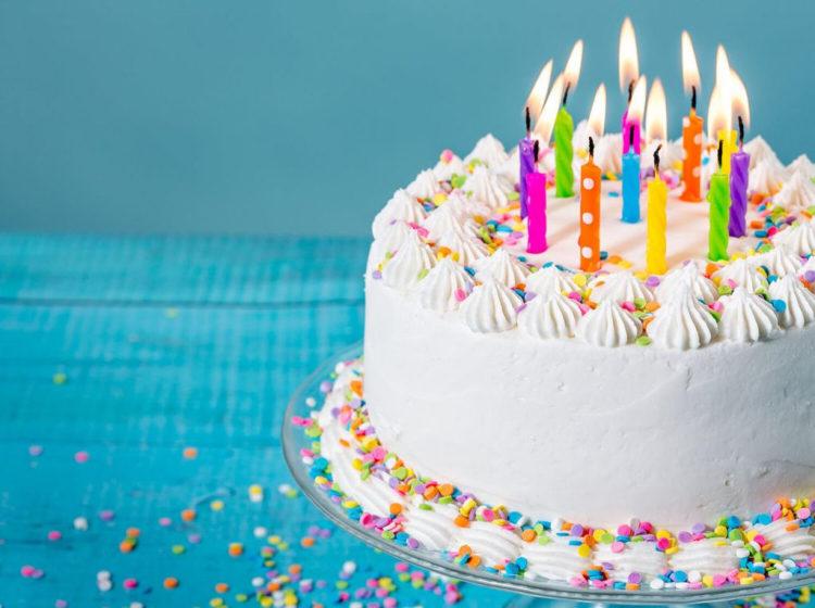 Birthday Cake Special