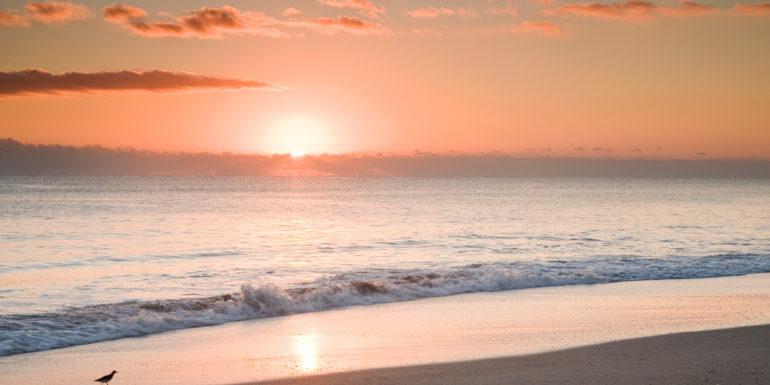 Melbourne Beach sunset