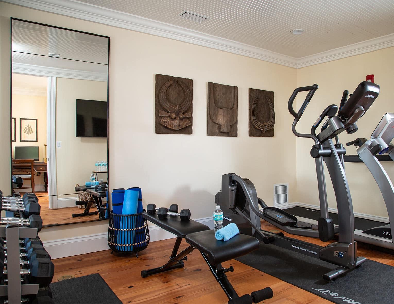 Melbourne Beach Florida Hotel Fitness Center