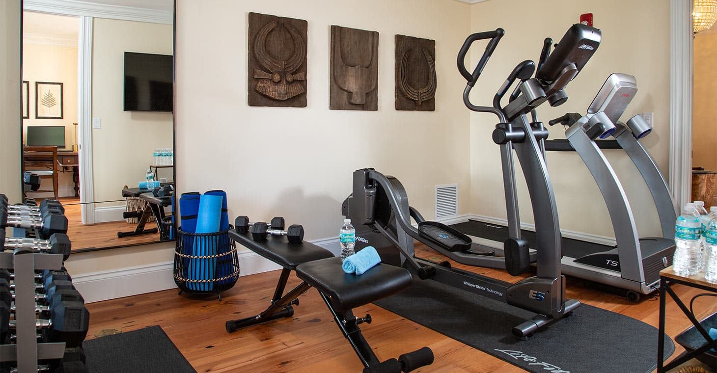 Port d'Hiver Florida Hotel Fitness Center