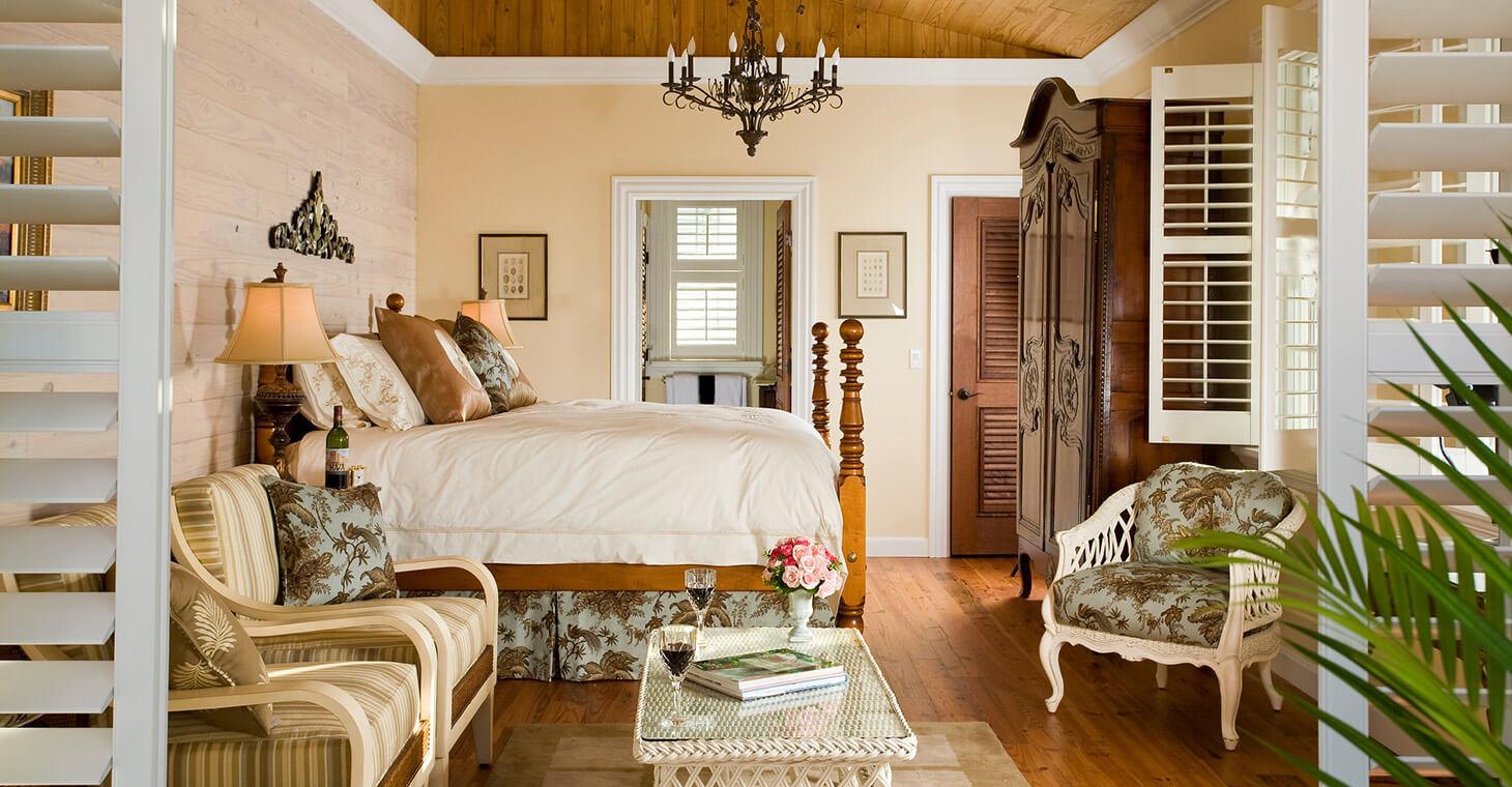 Spacious Guest Room at Melbourne Beach, FL Hotel