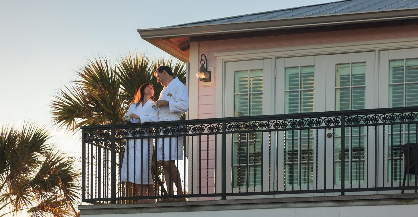 Couple on Honeymoon Getaway from Orlando