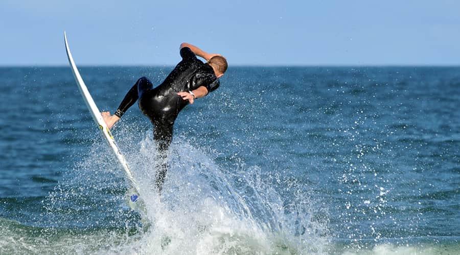 Surf contest in Florida